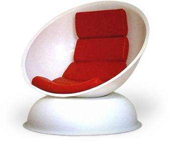 Orbit Lounge Chair  sc 1 st  Lunar Lounge & Orbit Lounge Chair - Lunar Lounge