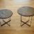 Tensor Side Table