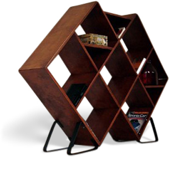 Argyle Shelving Unit
